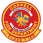 Coppell FD logo